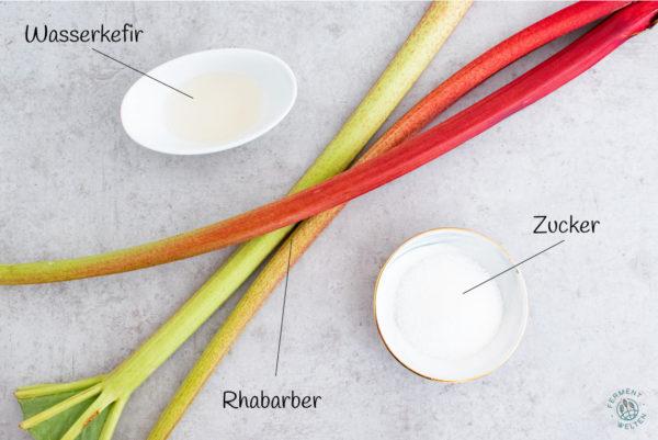 zutaten-fermentierter-rhabarber-mit-wasserkefir